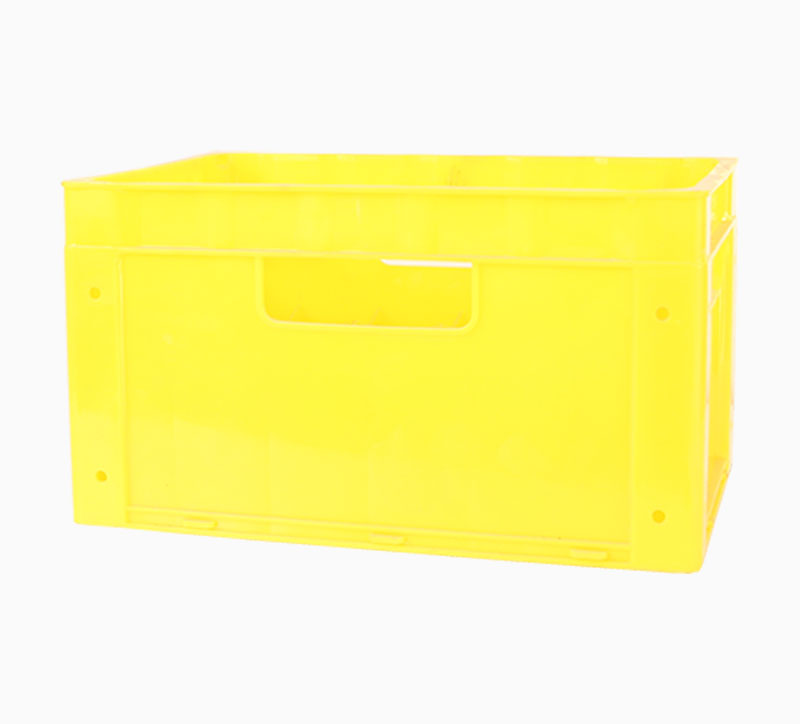 Beer Box Mould yellow