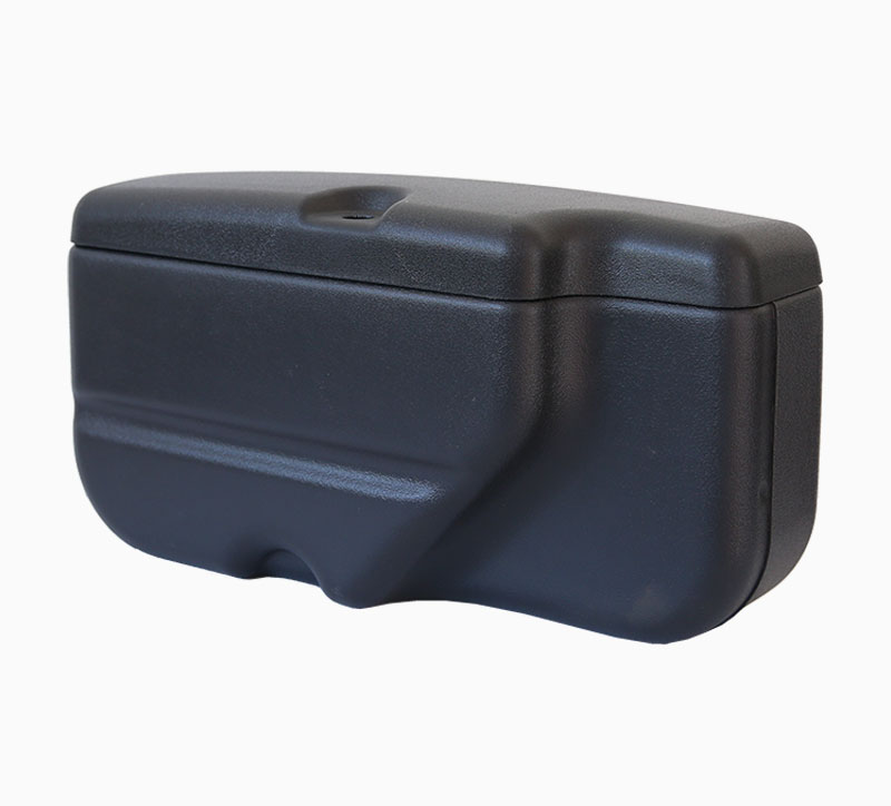 Hot Sale Polish Single Cavity HDPE Toolbox of Motorcycle Mould
