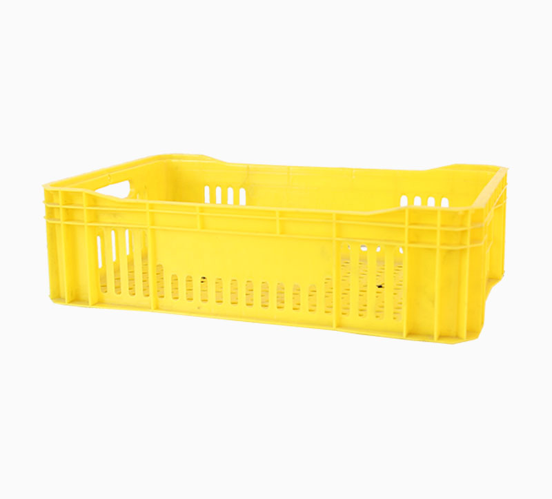 Turnover Box Mould yellow