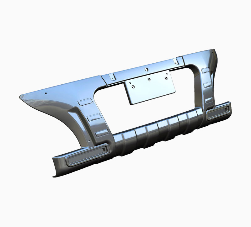 Wuling Automobile Front Bumper Blowing Mould